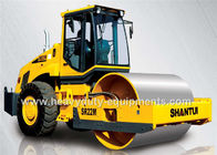 China Shantui SR22MP single drum road roller with total weight 22800kg for compaction factory