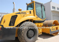 China Shantui 20t vibratory road roller model SR20M equipped with 2140mm vibratory drum width factory