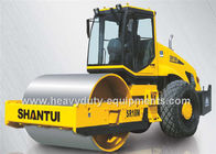 China Shantui road roller SR18 equipped with the CUMMINS engine 6BTAA5.9/C180 factory