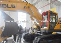China SDLG 36ton hydraulic excavator LG6360E with pilot operation 37800kg operating weight factory