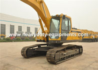 China Hydraulic excavator LG6250E with VECU GPS and standard cabin in VOLVO techinique factory