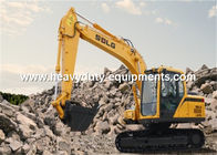 China VECU Hydraulic Crawler Excavator 15 Tonne 98.1KN Excavation Force Without GPS factory