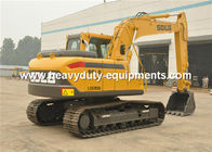 China hydraulic excavator LG6150E with standard cabin and VECU with GPS in volvo technique factory