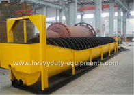 China lower energy consumption spiral classifier with one year warranty factory