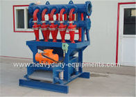 China widely using hydrocyclone with 20 tappers and cyclinder height is 110mm factory