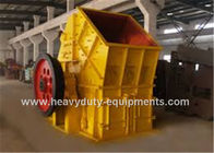 China Sinomtp Hammer Crusher with the capacity from 15t/h to 30t/h used in frit factory