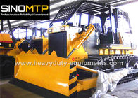 China XG4220D bulldozer Angle type blade 23650 kg operating weight , 2000mm track gauge factory