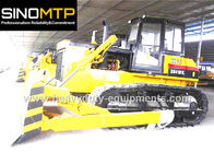 China XGMA XG4161L bulldozer with Angle blade , 17.7ton operating weight , Shangchai engine factory