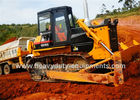 China 18ton operating weight XG4161L bulldozer with U-Blade , 880mm trace gauge factory