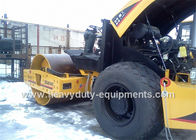 China XG6141 Hydraulic Vibratory Road Roller Adopted Dongfeng Cummins turbocharged diesel engine factory