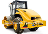 China XG6101 Hydraulic Vibratory Road Roller using PERMCO or HERCULER vibrating pump factory