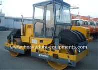 China XGMA road roller XG6071D with 7 tons operating weight for compacting the road factory