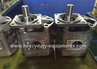 LG 933L Heavy Equipment Loader Parts Hydraulic Gear Pumps 4110000044  228×198×310