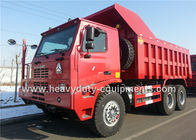 China howo 6x4 mining dump truck Direct factory supply SINOTRUK EURO2 Emission company