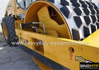 China Shantui road roller SR16P equipped with Cummins 6BT5.9-C152 engine factory