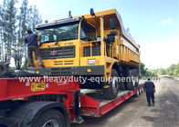 China 60 tons Off road Mining Dump Truck Tipper  306kW engine power drive 6x4 with 34m3 body cargo Volume factory