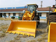China Sinomtp Lg933 Front End Loader 3 Tons With Cummins Engine And 9600kg Weight factory