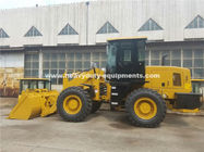 China Sinomtp Lg936 Wheel Loader 3 Tons With Weichai Deutz Engine And Black Cabin factory