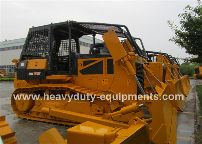 Shantui bulldozer SD22E equipped with 162kw Cummins NT855