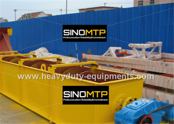 China 10mm Feeding Sand Washing Equipment 70-120 T / H With Φ3000×1600mm Impeller factory