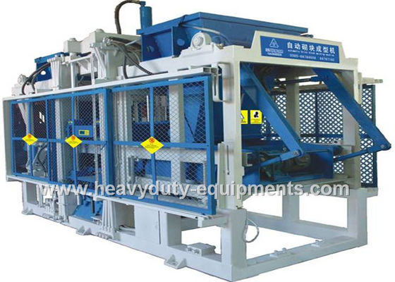 Cinder / Slag / Fly Ash Brick Making Machine 10.1T 860×860×20 Bamboo Pallet