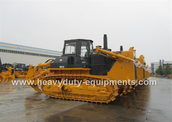 Straight Tilt Blade Crawler Bulldozer 1560mm Lift Height  With Cummins Engine