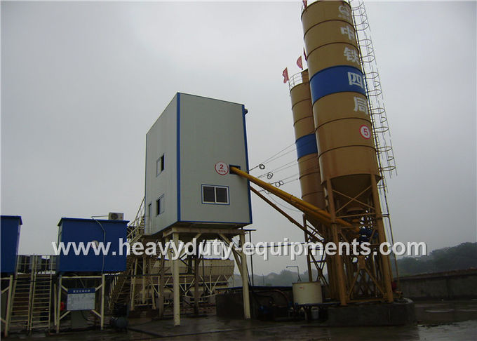 Shantui HZS25E of Concrete Mixing Plants having the theoretical productivity in 25m3 / h