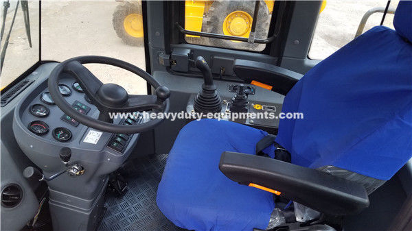 Sinomtp Lg936 Wheeled Front End Loader 3000kg With 3100mm Maximum Dump Height